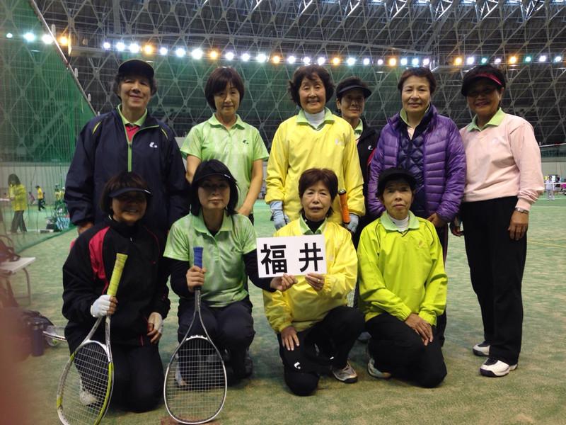 第9回シニアレディースソフトテニス決勝大会